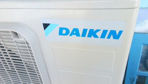 Daikin aircon light blinking
