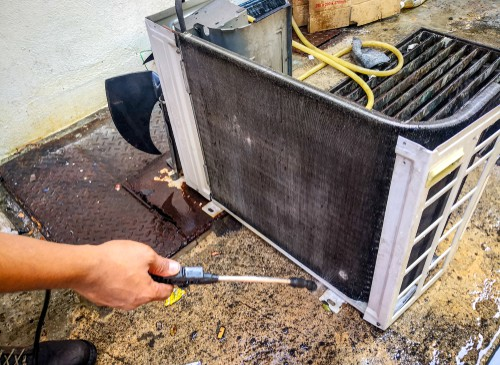 Why You Should Not Do Aircon Chemical Wash