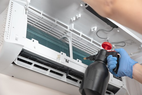 How To Clean Aircon Myself?